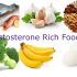 testosterone-foods